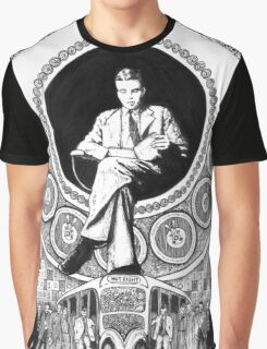 Alan Turing Graphic T-Shirt