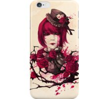 Rose And Thorns iPhone Case/Skin
