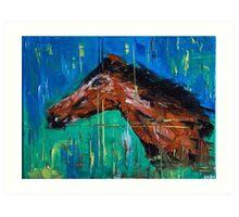 """Cavallo"" Art Print"