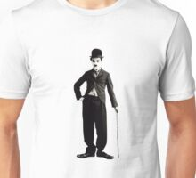 Chaplin - Charlot Unisex T-Shirt