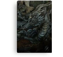 Dragon of the Second Moon Canvas Print