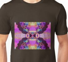 Solarized Puffed Paper Brade Unisex T-Shirt
