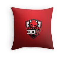 3DMAX E-Sports Team Throw Pillow