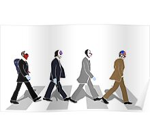 Payday - Beatles Poster