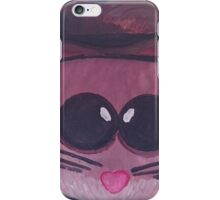 Cowboy Mouse iPhone Case/Skin