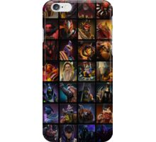 Dota Heroes iPhone Case/Skin