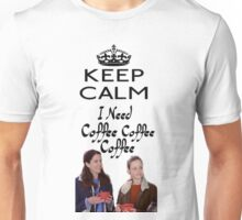 Gilmore Girls Coffee Coffee Coffee Unisex T-Shirt