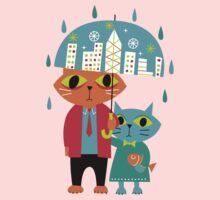 Rainy Day One Piece - Long Sleeve