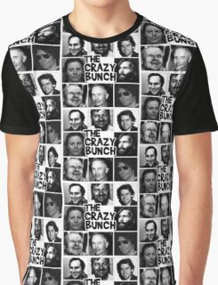 The Crazy Bunch Graphic T-Shirt