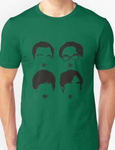 Big Bang Theory UnOfficial T-Shirt