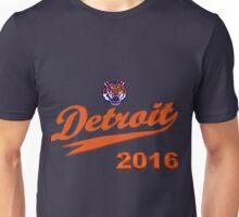 Detroit 2016 Unisex T-Shirt