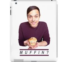 "Big Brother Canada 4 - Mitch ""Muffin"" Moffit iPad Case/Skin"