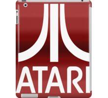 Atari Royal Red iPad Case/Skin