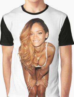 Rihanna Graphic T-Shirt