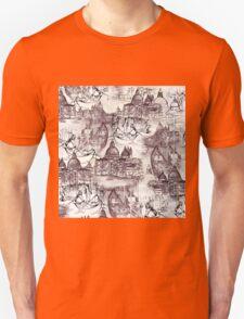 Venetian Toile Unisex T-Shirt