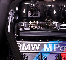 BMW M3 engine M Power by Martyn Franklin