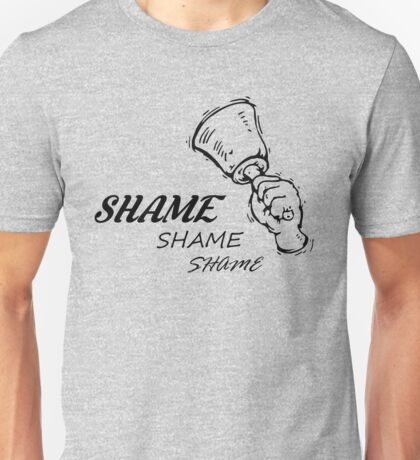 Game of Thrones - Walk of Shame Unisex T-Shirt