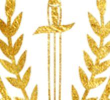 Panhellenic Crest Sticker