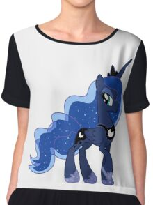 PRINCESS LUNA Chiffon Top