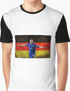 Robert Huth, Centre-Back Graphic T-Shirt