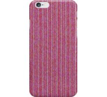 Pink Roses in Anzures 1 Knit 2 iPhone Case/Skin