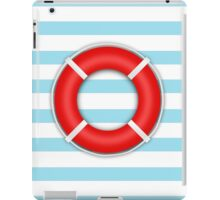 Sailor's rescue iPad Case/Skin