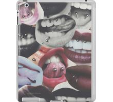Modern Mouth iPad Case/Skin