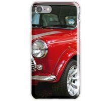 Classic Mini Cooper iPhone Case/Skin