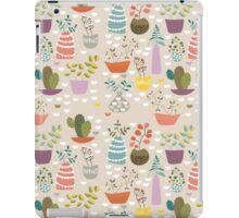 Cactus Pattern iPad Case/Skin