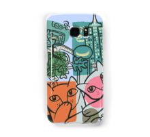 On the Town Samsung Galaxy Case/Skin