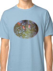 Swimming in Leaves Classic T-Shirt