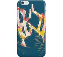 Dancing Arms iPhone Case/Skin