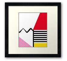 Memphis - Vincent Järvine Framed Print