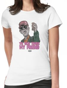 Lew Hayward Womens Fitted T-Shirt