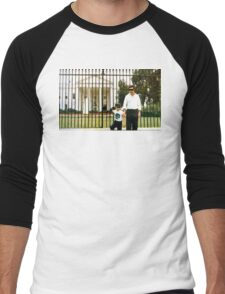 White House Pablo Men's Baseball ¾ T-Shirt