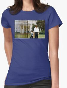 White House Pablo Womens Fitted T-Shirt
