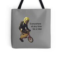 Cyclos Tote Bag