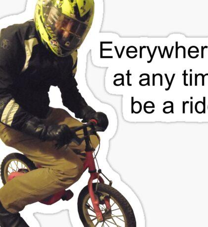 Cyclos Sticker