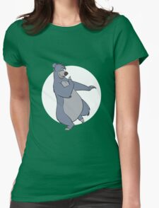 Baloo Womens Fitted T-Shirt