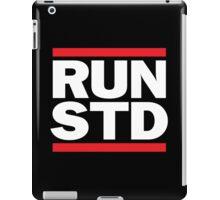 RUN STD iPad Case/Skin