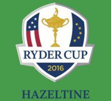 Ryder Cup 2016 Hazeltine (T-shirt, Phone Case & more) One Piece - Short Sleeve