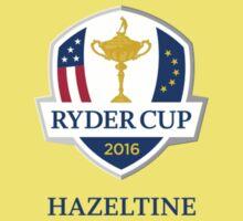 Ryder Cup 2016 Hazeltine (T-shirt, Phone Case & more) Baby Tee