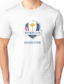Ryder Cup 2016 Hazeltine (T-shirt, Phone Case & more) Unisex T-Shirt