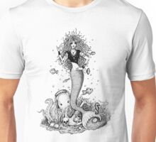 Rocking Mermaid Unisex T-Shirt