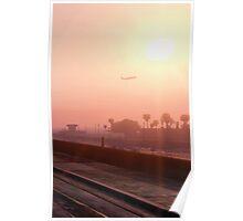 Flying like an Angel - GTA V Poster