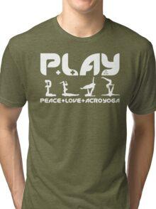 P+L+AY Poses Tri-blend T-Shirt