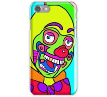 Circusworld iPhone Case/Skin