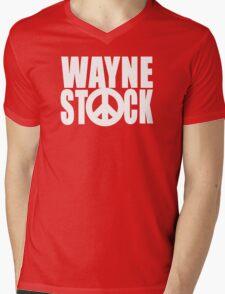 Wayne Stock - Wayne's World Mens V-Neck T-Shirt
