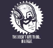 End in a War. Unisex T-Shirt