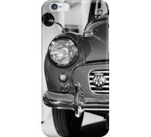 Morris Minor classic car  iPhone Case/Skin